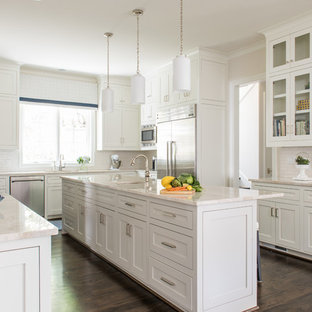 Navy Blue Grey Cream Room Kitchen Ideas Photos Houzz