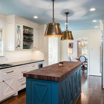 Highland Park High-end Luxury Kitchen Remodel