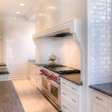 Traditional Kitchen by LaMantia Design & Construction