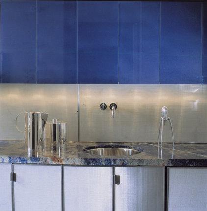 Contemporary Kitchen by Powell/Kleinschmidt, Inc.