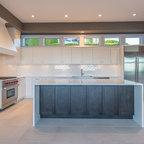 Contemporary Contemporary Kitchen Edmonton By