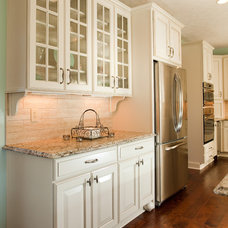 Traditional Kitchen by Case Design & Remodeling Indy