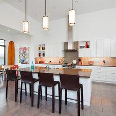 Modern Kitchen by Geschke Group Architecture