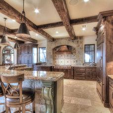 Traditional Kitchen by Stadler Custom Homes