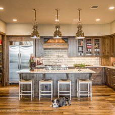 Farmhouse Kitchen by Legacy DCS