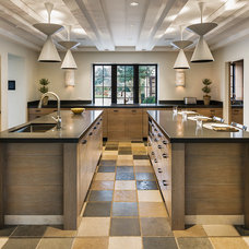 Contemporary Kitchen by E. B. Mahoney Builders, Inc.