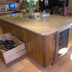Dallas Tx Stolp Midcentury Kitchen Dallas By