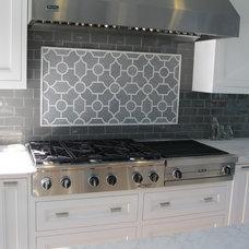 Contemporary Kitchen by DeeLish Interiors
