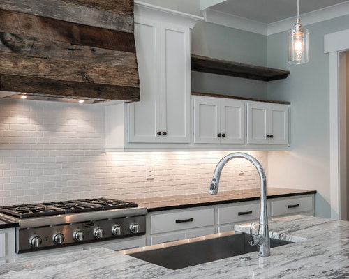 Wood Vent Hood Houzz
