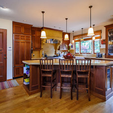 Traditional Kitchen by Dennis Mayer, Photographer