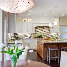 Contemporary Kitchen by RKI Interior Design