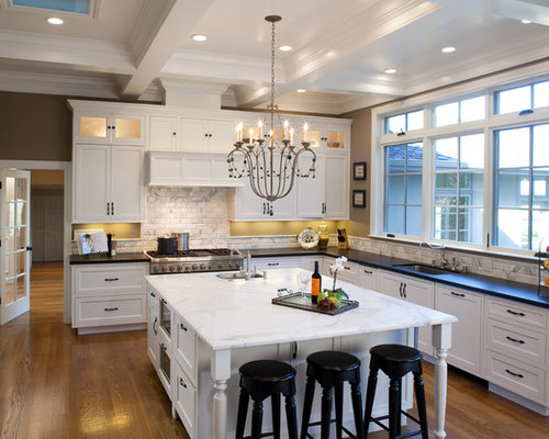 Partial Backsplash | Houzz