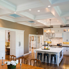 Traditional Kitchen by Robert Stiles Architecture