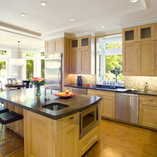 Contemporary Kitchen by Oak Hill Architects