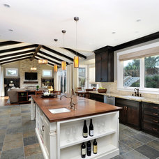 contemporary kitchen by Sullivan Design Studio