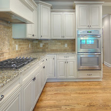 Traditional Kitchen by Hillside Homes Inc