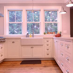 Hillside Kitchen and Bath Remodel