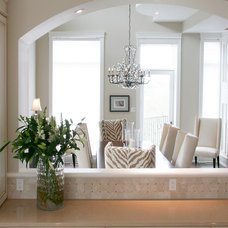 Traditional Dining Room by Staples Design Group