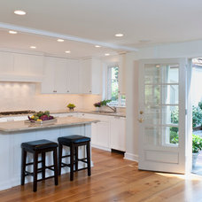 Traditional Kitchen by Kate Cleveland Architect