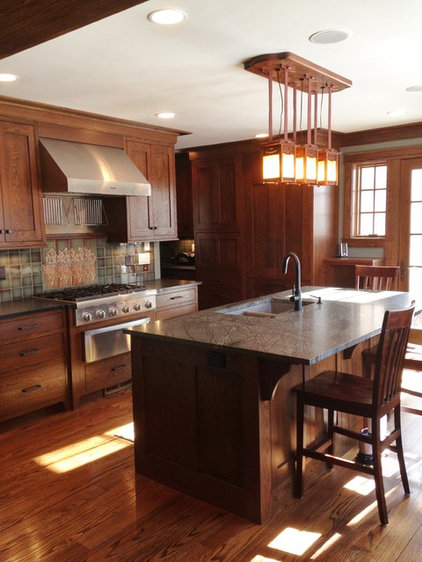 Rustic Kitchen by Rene Products