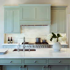 Traditional Kitchen by Jones & Boer Architects, Inc.