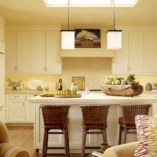 Mediterranean Kitchen by Tucker & Marks