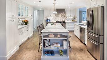 Hingham Kitchen Remodel