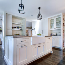 Traditional Kitchen by Focus-Pocus