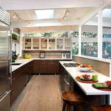 Midcentury Kitchen by Designer Premier