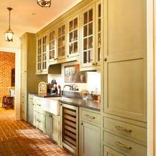 Traditional Kitchen by Keiffer Phillips - Patricia Brown, Builders  Inc.