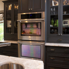 Traditional Kitchen by Susan Brunstrum of SWEET PEAS DESIGN INC