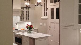 Historic charleston home Kitchen Renovation