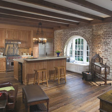 Traditional Kitchen by LS3P | Neal Prince Studio
