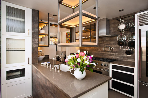 Southwestern Kitchen by Samuel Design Group