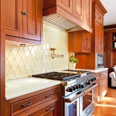 Traditional Kitchen by Elizabeth Taich Design