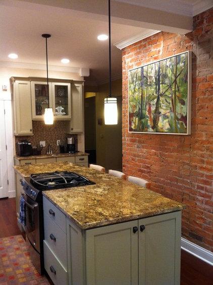 Contemporary Kitchen by Deborah K. Kracus Requarth/Supply One