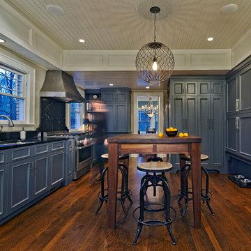 Historic Druid Hills Kitchen Renovation