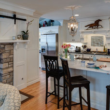 Traditional Kitchen by Emery Design & Woodwork