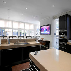 Contemporary Kitchen by Integrisys