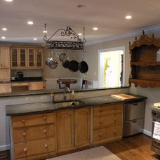 Traditional Kitchen by FA Design Build / Flooring America