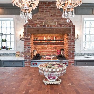 Historic Moorestown NJ Kitchen