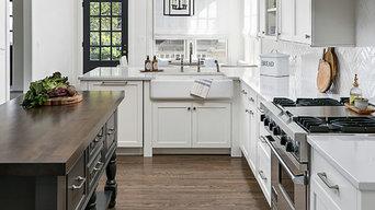 Historic Naperville Kitchen