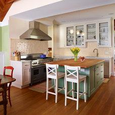 Farmhouse Kitchen by Pinemar, Inc