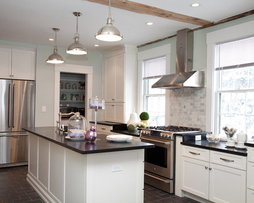 New England Style Kitchens Ideas Pictures Remodel And Decor