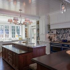 Farmhouse Kitchen by Expert Kitchen Designs, LLC