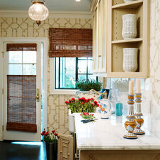 Eclectic Kitchen by KMNelson Design, LLC