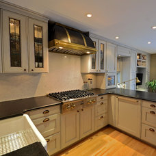 Traditional Kitchen by StyleHaus Interiors
