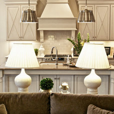 Traditional Kitchen by Toulmin Cabinetry and Design