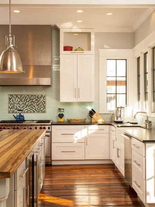 Best craftsman kitchen design ideas remodel pictures houzz for Craftsman kitchen ideas
