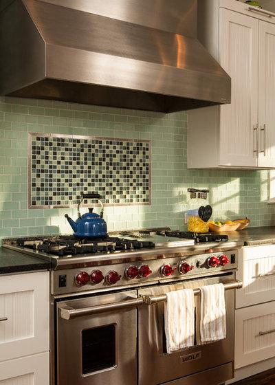 Craftsman Kitchen by Alair Homes Decatur